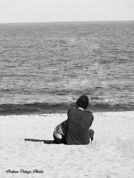 Amor en la inmensidad.,Andrea Ortega Albero