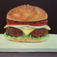 Hamburguesa, Francisco Javier Cerezo -