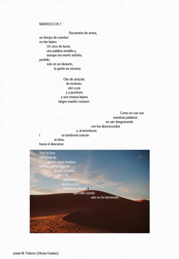 Marruecos, Jesus M. Palomo