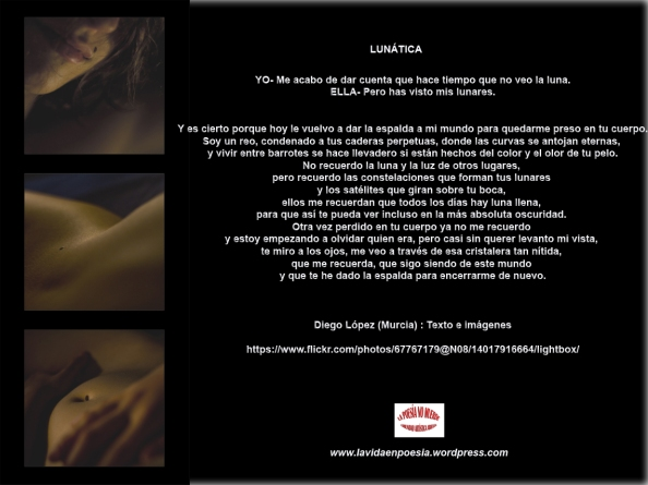 Lunática, Diego López