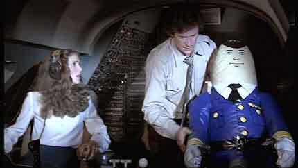 Aterriza como puedas, ¿Y dónde está el Piloto?