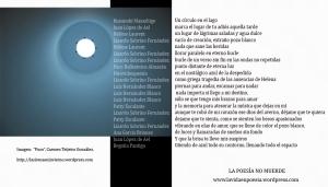 """Poema Colectivo del 16 de julio, """"Los miércoles tampoco muerde"""""""