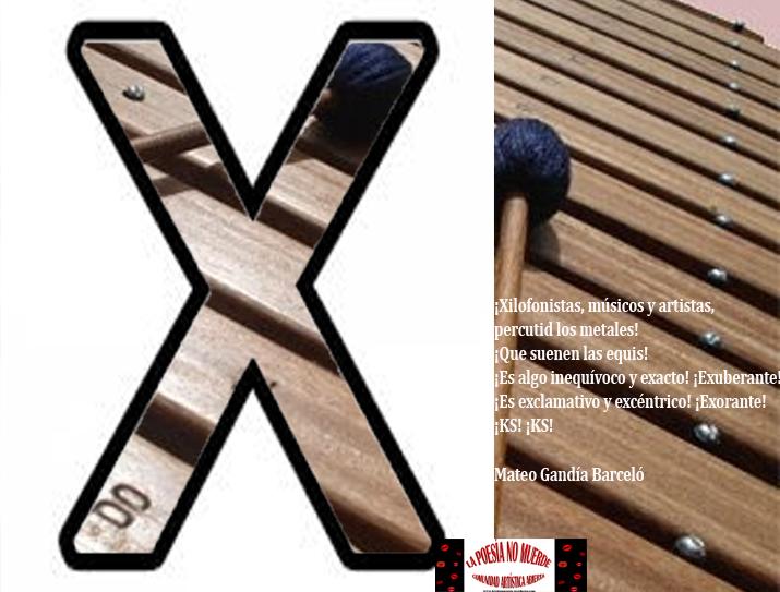 X ABECEDARIO OK
