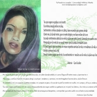 Poemas para Mujer tiza Maritza Contreras