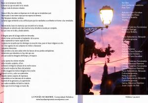 """Amanecer, Poema colectivo, """"Los miércoles tampoco muerde"""""""