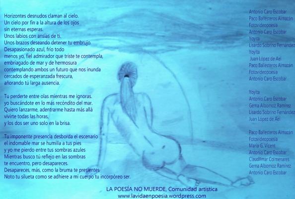 """Poema colectivo, """"Los Miércoles tampoco muerde"""""""