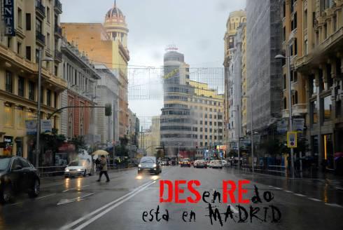 DESenREdo está en Madrid hasta el 19/12/2014 (Calle Buenavista 16 )