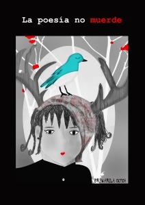 7. Bremarila Ochoa (El pájaro azul es una referencia a la poesía y la mujer representa la imaginación.)