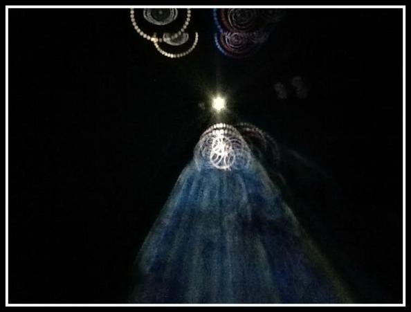 Haz de luz,  Amalia Pedemonte