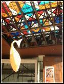 ¨Invertido¨, Amalia Pedemonte (En la Facultad de Artes de la Pontificia Universidad Católica de Chile). Amalia Pedemonte. (Buenos Aires, Argentina) https://aquileana.wordpress.com/