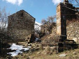 La soledad de las piedras del pasado, Jesús (Huesca)