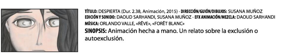 3 de octubre 21:00 horas en la filmoteca de Cataluña.