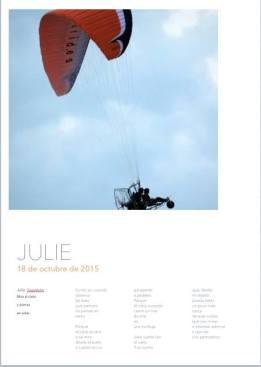 Jesús M. Palomo, Julie