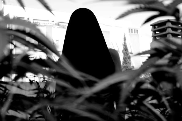 Abstracciones sobre la mujer y la feminidad 3, Sandra Claret